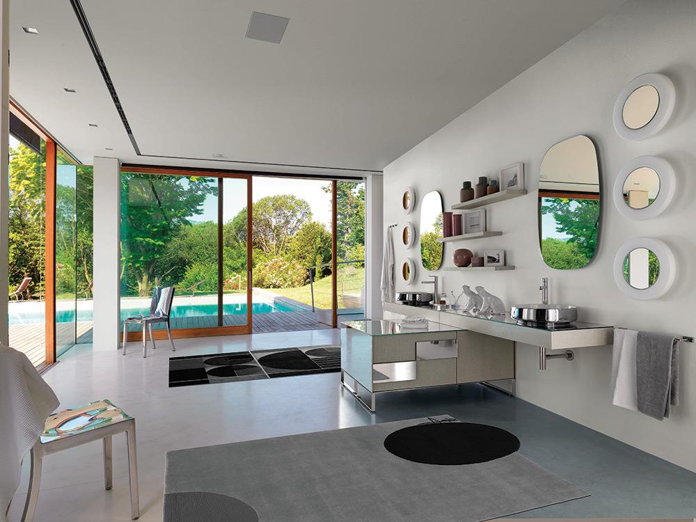 Progettazione bagni su misura architetti rigolio arredamenti