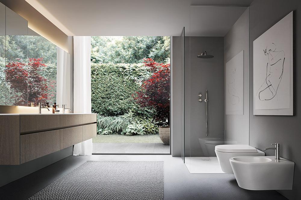 Progettazione bagni su misura architetti rigolio arredamenti - Milldue arredo bagno ...