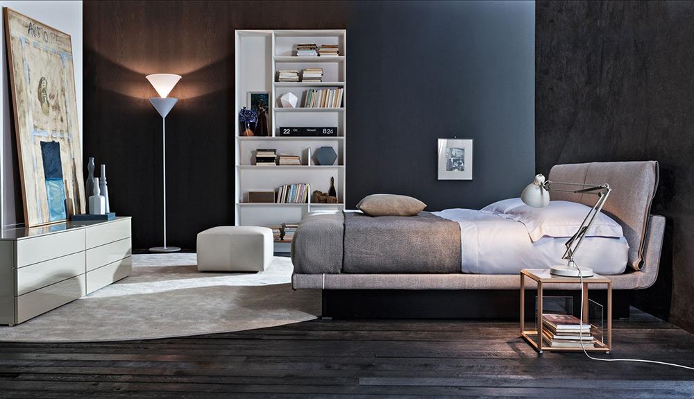Camera da letto milano lavoro cartongesso in camera da - Camere da letto usate ...